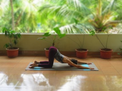 Yoga for Gas and Bloating (video)