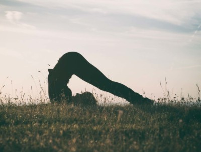 What digestion stress and yoga have in common